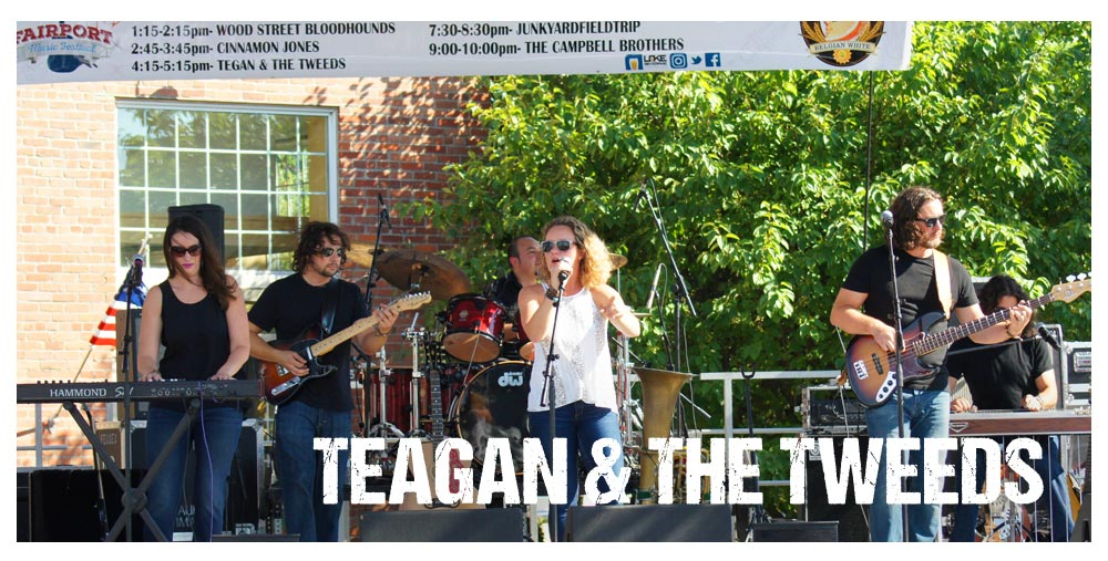 Teagan and the Tweeds