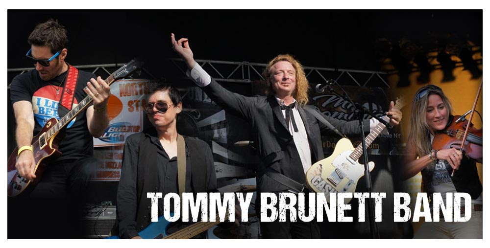 Tommy Brunett Band