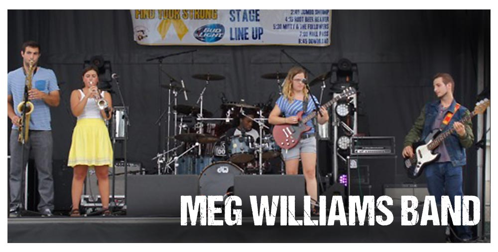 Meg Williams Band