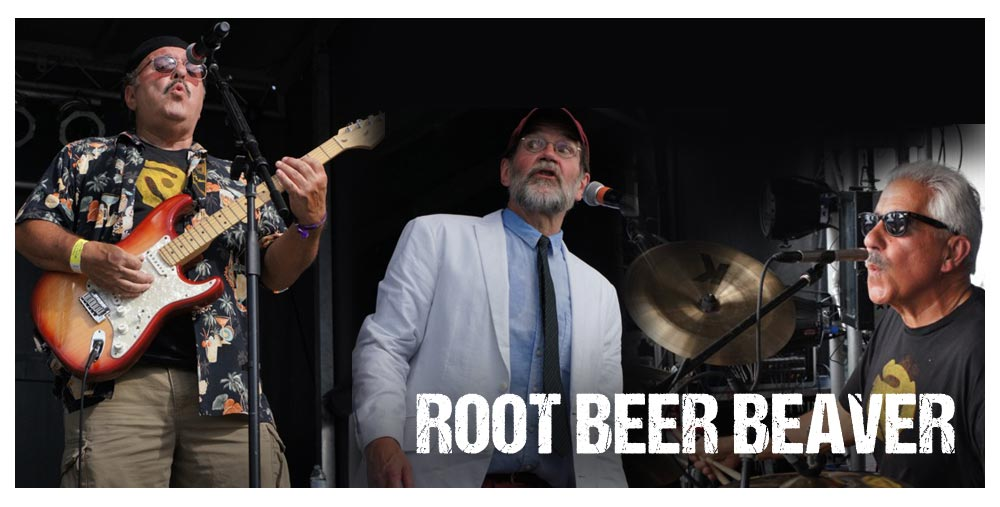 Root Beer Beaver Band