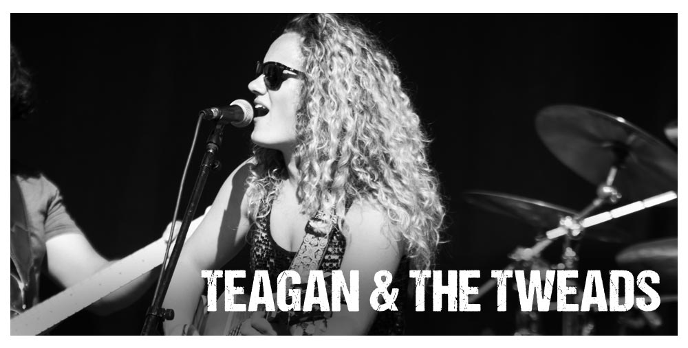 Teagan and the Tweads