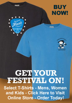 Festival Gear Available Now!